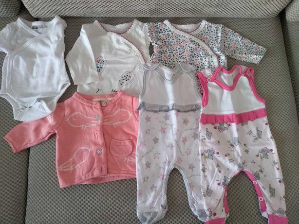 Nowe, nie używane ubranka dla dziewczynki w rozm 56