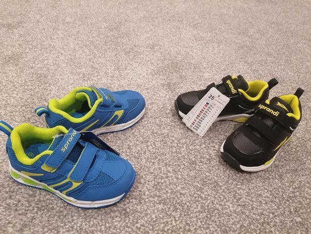 Nowe buty sprandi r. 25 adidasy sportowe chłopięce okazja