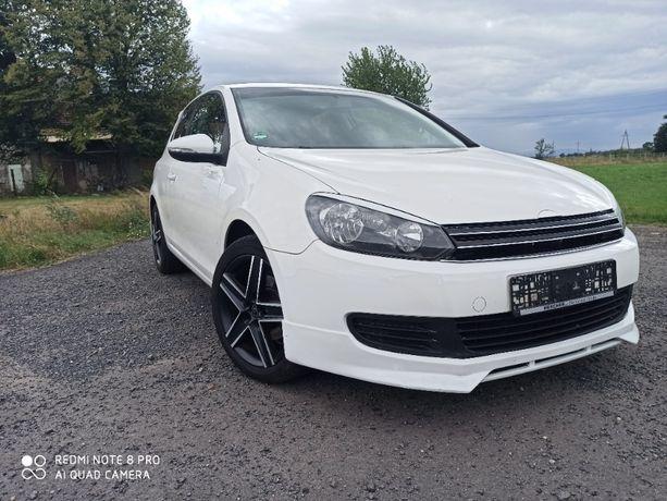 Volkswagen Golf VI możliwa zamiana