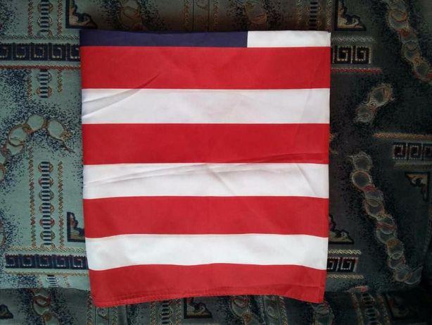 Флаг Англии и Америки