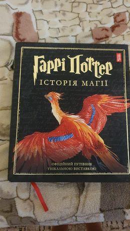 Гаррі Поттер історія магії
