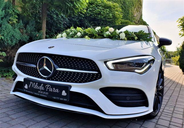 Samochód do ślubu / Nowy Mercedes do ślubu / Auto do ślubu