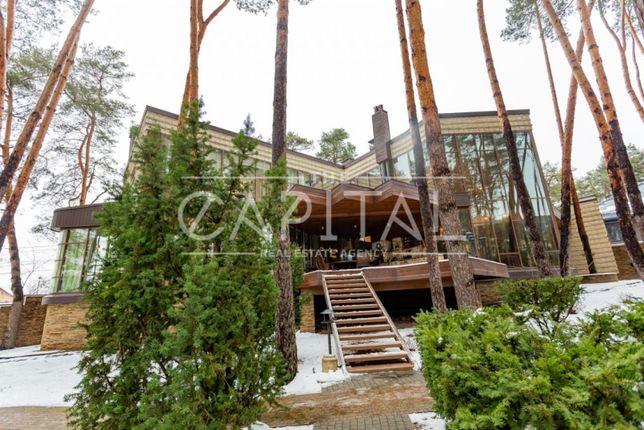 Продажа 3-этажной резиденции 880 м2 в Петропавловской Борщаговке