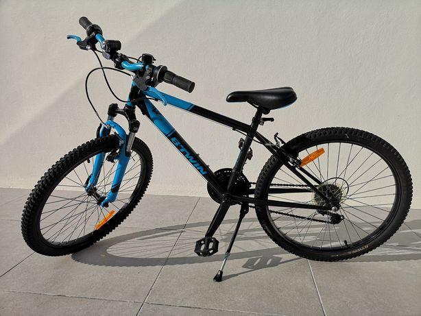 Bicicleta btwin roda  24