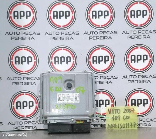 Centralina motor Mercedes Vito W639, 109 CDI referência A6461501177