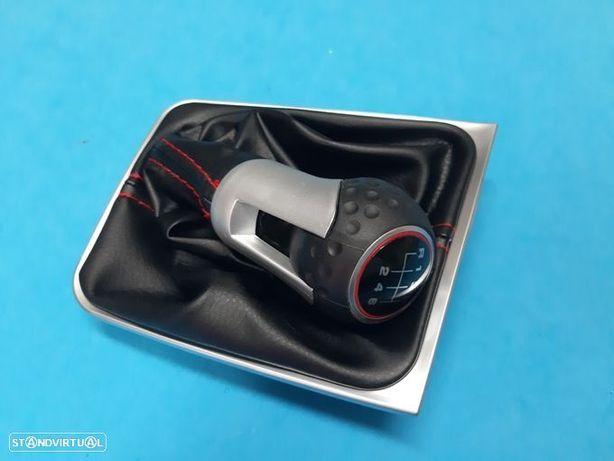 Moca manete punho de velocidades Vw Golf VII  MK7 GTD GTI TDI  NOVO