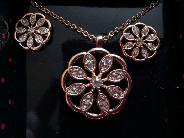 biżuteria zestaw Avon