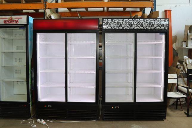 Холодильный шкаф двух дверный IceStream SUPER LARGE 1350л б\у