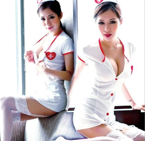 Сексуальный костюм медсестры ( 34 )