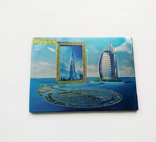 DUBAI magnes NOWY magnesy z całego ŚWIATA Emiraty Arabskie