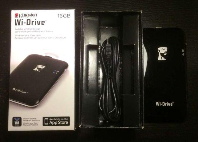 Kingston Wi-Drive 16Gb