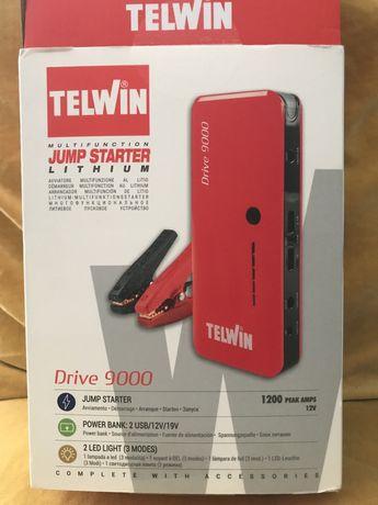 Booster compacto Telwin DRIVE 9000 12V