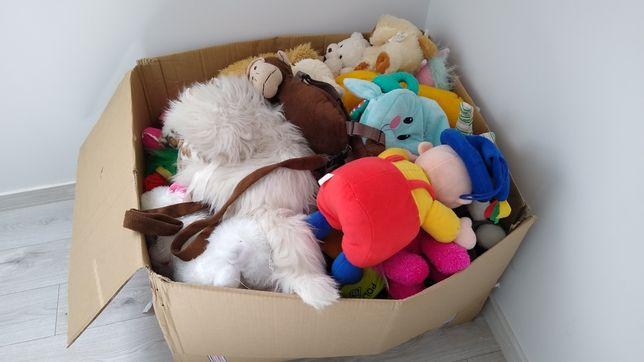Pluszaki, maskotki, zabawki