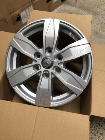 Диски Новые R16/6/130 Mercedes Sprinter Volkswagen Crafter в Наличии
