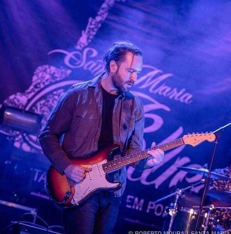 Aulas de Guitarra (online/presencial) - Blues/Rock/Soul/Pop/Funk/Folk