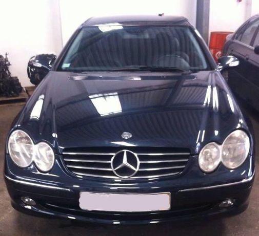 Peças Mercedes CLK w209