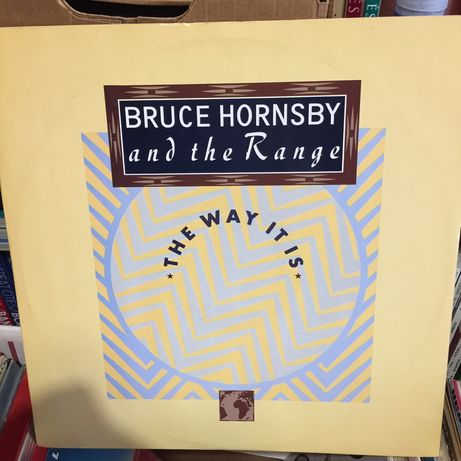 Vinil Single: Bruce Hornsby and the Range -The way it is 1986