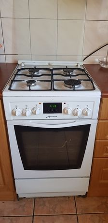 Kuchenka gazowo elektryczna Mastercook