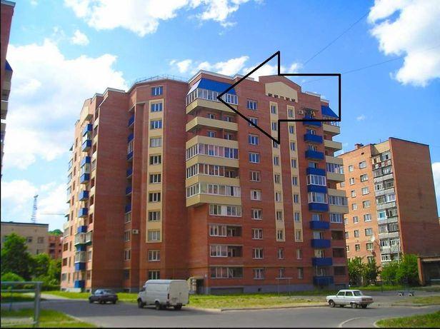 Продам 3х комнатную квартиру Полтава б-р.Богдана Хмельнидского 12б