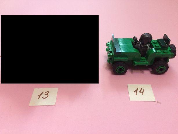 Lego Лего машинки