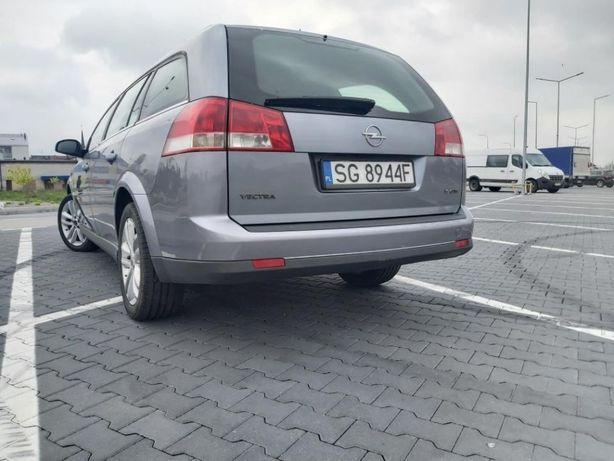 Opel Vectra C 1.9 120 km/ Zamiana