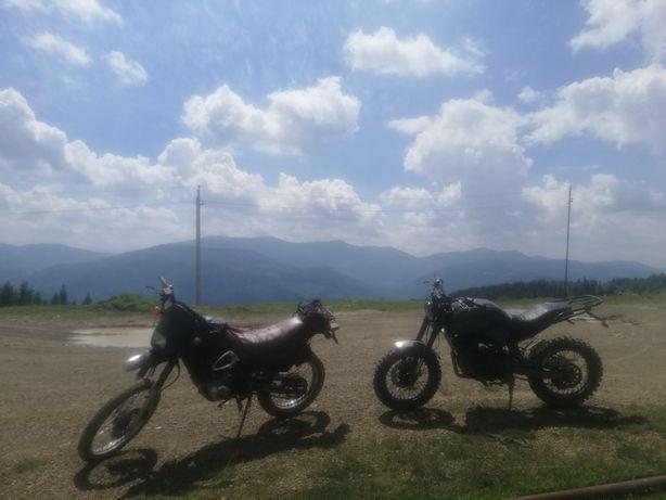 Мотоцикол ендуро