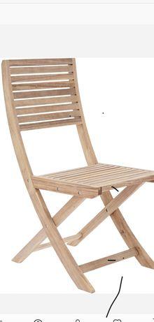 Cadeira de Madeira de jardim
