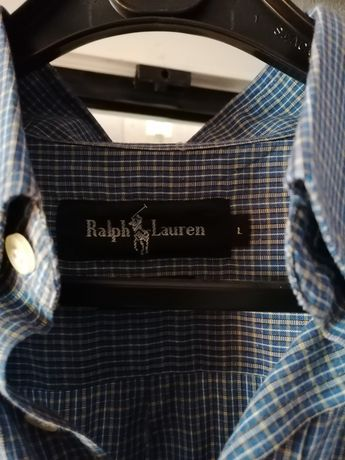 Camisa Ralph Lauren Tamanho L nova