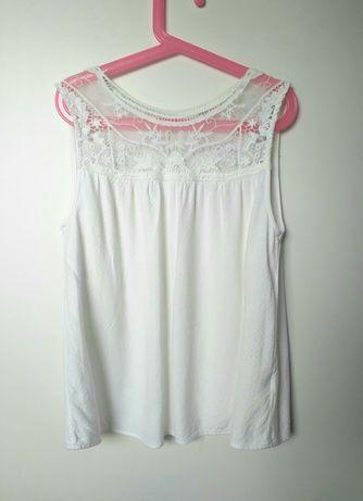 Elegancka koszulka dziewczęca H&M 164