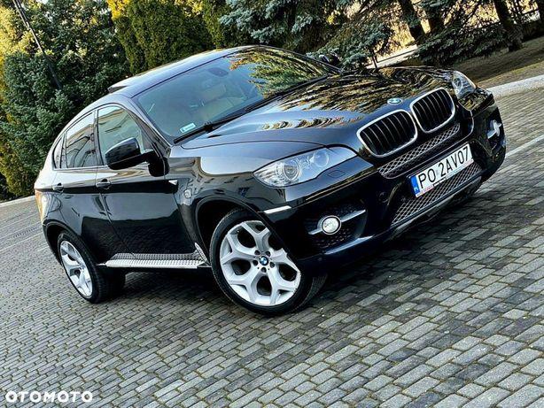 BMW X6 3.0d 245km head-up skóra navi xenon pdc pl