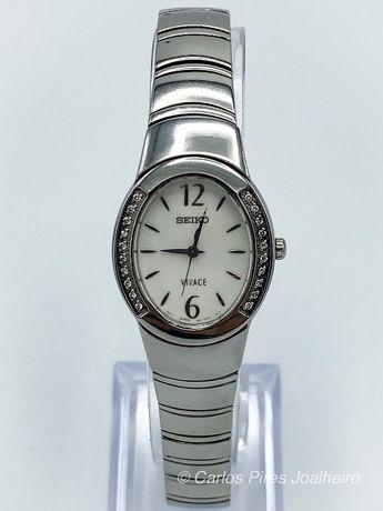 Relógio Seiko Vivace DIAMANTES