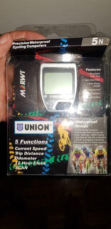Conta kms Union 5 funções