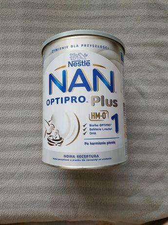NESTLE NAN OPTIPRO PLUS 1 - mleko modyfikowane - 800 g