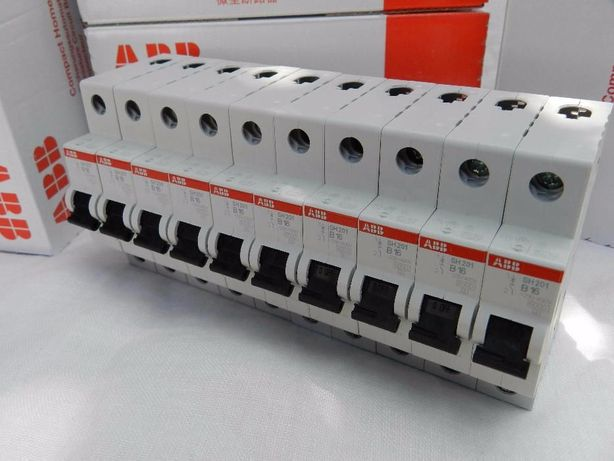 Автоматы Германия ABB SH201 B10, SH201 B16, SH201 B25 ... SH203 B40