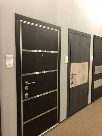 Вхідні двері металеві броньовані під розмір