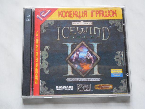 ПК игры. Icewind Dale II. Лицензия. На 2-х дисках.