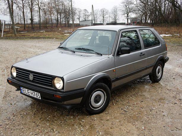 Volkswagen Golf 2 II 1.6b 1990r Klasyk