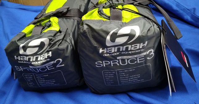 .Новая Hannah Spruce 2 / 3 палатка туристическая дюраль Ханнах