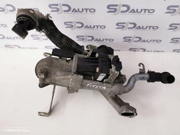 Valvula EGR / Radiador EGR - Ford Fiesta VI