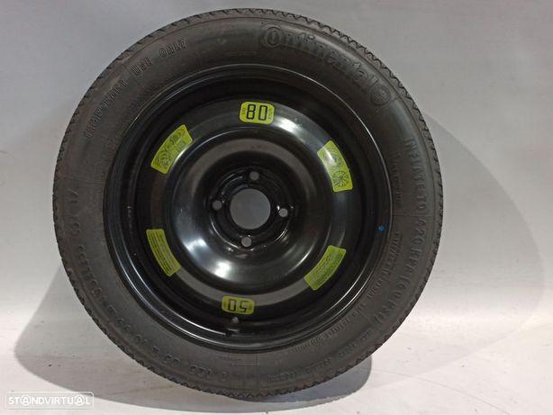 Pneu / Roda Suplente Citroen C4 Ii (B7)