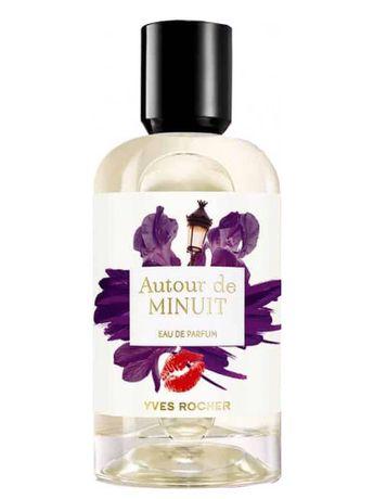 Yves Rocher 100 ml Autour de MINUIT perfumy folia świeże