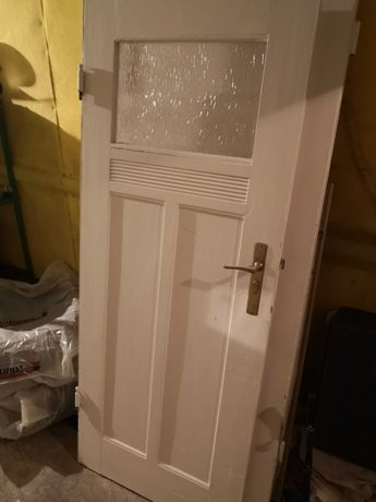 Drzwi z kamienicy Poznań