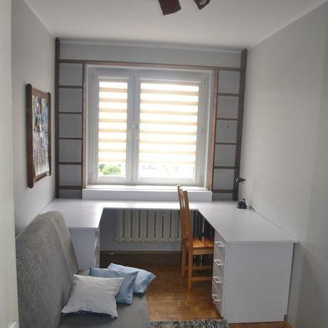 Mieszkanie do wynajęcia 3 pokoje, garderoba, łazienka i osobna toaleta