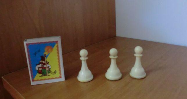 Шахматы, фигура пешка, пешки шахматные, шахматы 70-х г.г., ретро шахма