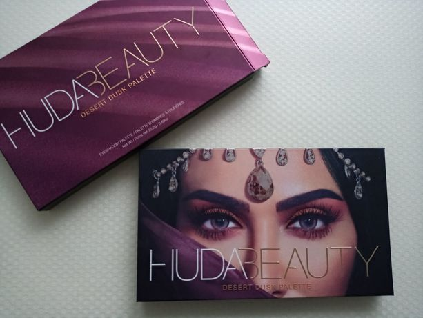 Huda Beauty Desert Dusk - paleta cieni do powiek