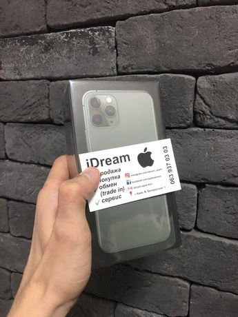 Apple iPhone 11 Pro 256 gb Midnight Green НОВЫЕ ! ГАРАНТИЯ !
