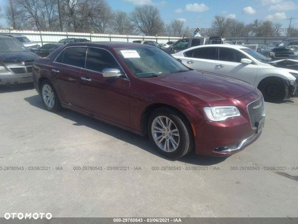 Chrysler 300C LIMITED po wszystkich opłatach. Najtańszy transport z USA
