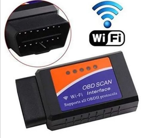 Interfejs diagnostyczny OBD 2 Elm327 Wifi Bluetooth