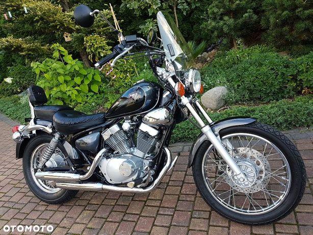 Yamaha XV 250 Virago V2 Niemcy Potw.12900 Km Perfekcja ABSOLUTNY RARYTAS!!