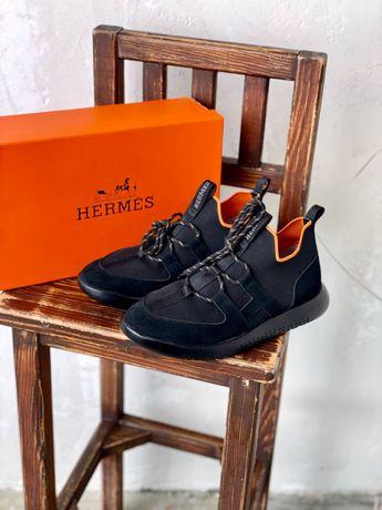 Кроссовки Hermes